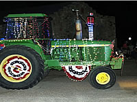 4th of July Tractor